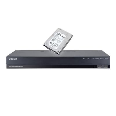 HRD-1641 1T AHD 4MPx DVR záznam, 16 kamer, (HDD 1TB)