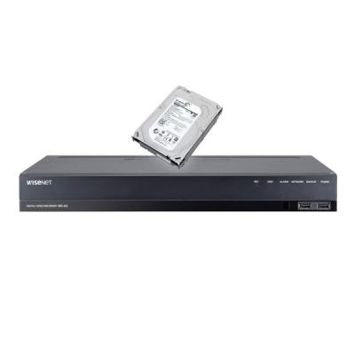 HRD-442 1T AHD 4MPx DVR záznam, 4 kamery, (HDD 1TB)