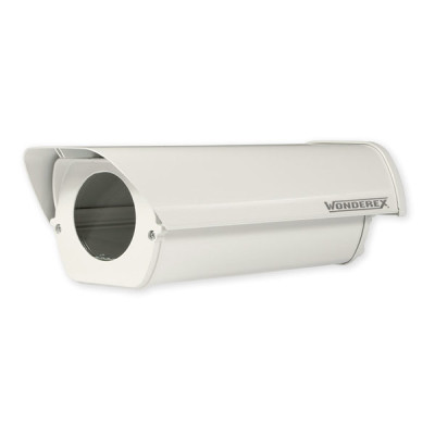 WTP-618-12 Venkovní kryt kamery, kabely vkonzoli, 12VDC / 24VAC