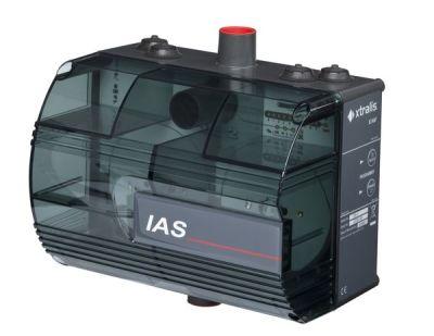 IAS-1 Nasávací hlásič jednokanálový bez optického detektoru a bez přepážky 06-HK