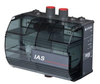 IAS-2 Nasávací hlásič dvoukanálový bez optických detektorů a bez přepážek 06-HK