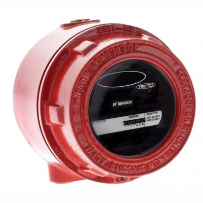 IFD-E(EXD) Průmyslový hlásič plamene, EX