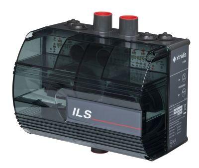ILS-2 Autonomní nasávací hlásič dvoukanálový se  2 detektory 7251