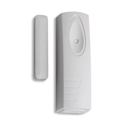 IMPAQ-SC 1w Vibrační digitální detektor s magnetickým kontaktem, bílý