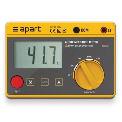 IMPMET Digitální měřič impedance
