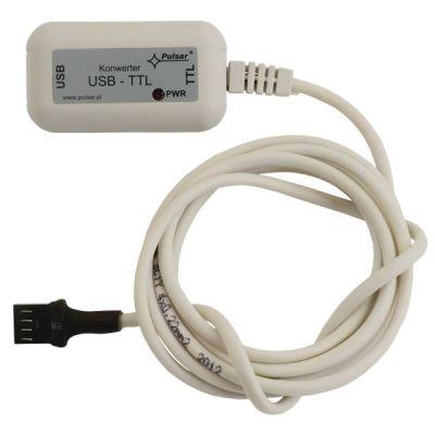 INTU-USB USB interface pro zdroje PSBEN a EN54