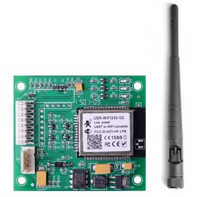 ELITE-IP-Com-WiFi-metal Interface pro připojení ústředen PREMIER na LAN, Wifi, externí anténa