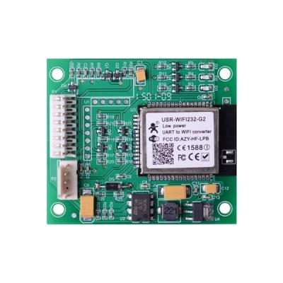 ELITE-IP-Com-WiFi-plast Interface pro připojení ústředen PREMIER na LAN, Wifi, PCB anténa