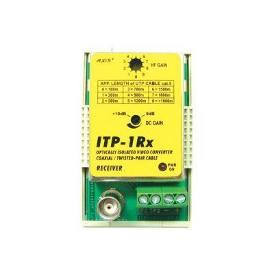 ITP-1Rx Přijímač videosignálu z krouceného páru, dosah 1.2 km