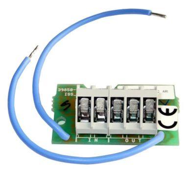 IU-960 Zkratový izolátor pro montáž do adresného tlačítkového hlásiče