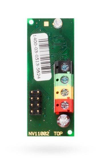 JA-110G-CO Sběrnicový modul pro připojení CO detektoru Ei208W(D)