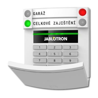 JA-113E Sběrnicový příst. modul s klávesnicí a RFID pro ústředny JA-100