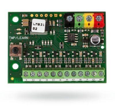 JA-118M Sběrnicový modul připojení magnetických detektorů