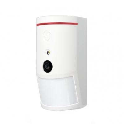 JA-120PC (90) Sběrnicový PIR detektor pohybu s kamerou 90°