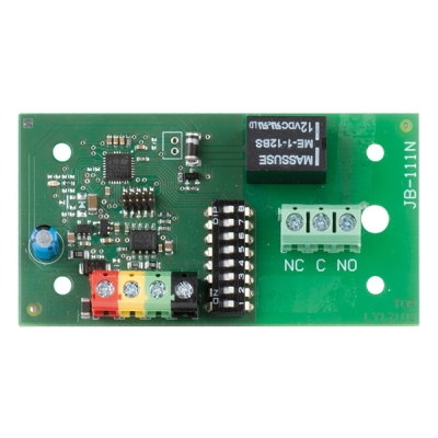 JB-111N Signálový modul výstupu, sběrnicové provedení, 1x relé 2A/60V DC