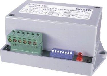 KAL-410 Adresovatelný modul monitorování 1 konvenční linky pro řadu 1500