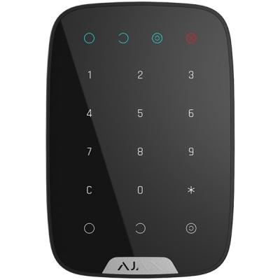 KeyPad-B Dotyková rádiová klávesnice, černá
