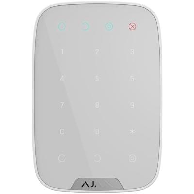 KeyPad-W Dotyková rádiová klávesnice, bílá