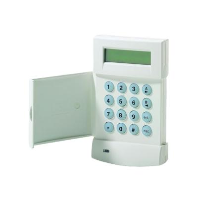 MK7PROX EM Ovládací LCD klávesnice s PROXI čtečkou pro ústředny GALAXY