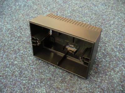 KNO-3M Krabice na omítku pro snímací terminály DALLAS i PROXI