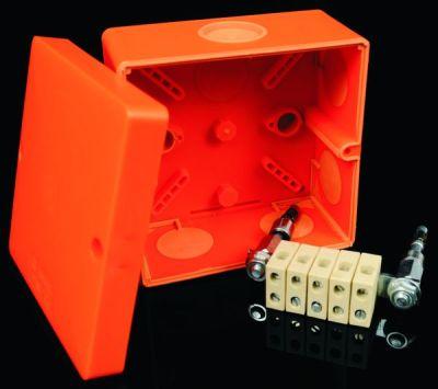 KSK-100 Krabice na propojení požárních kabelů PraFlaDur, IP65