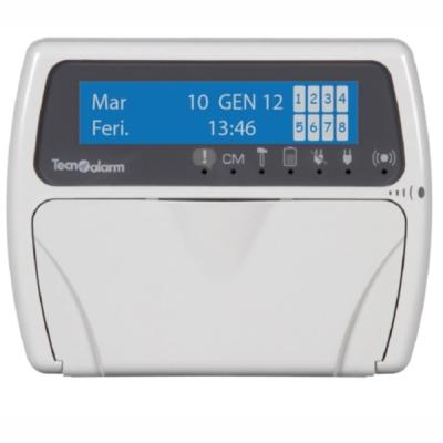 LCD-PROX-1 Klávesnice s indikací LED, LCD displejem a PROXI čtečkou