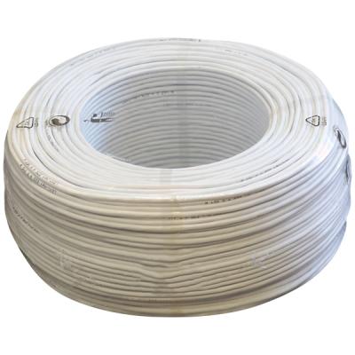 LK-6+2S/100 Lankový kabel snapájecím párem pro rozvody EZS, 8 vodičů