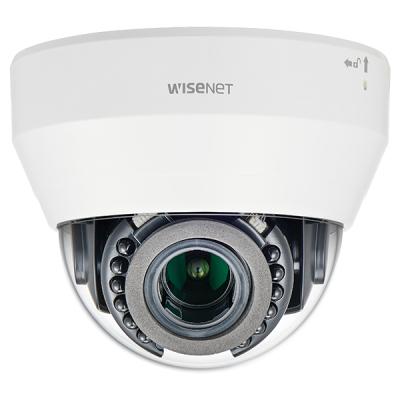 LND-6012R IP kamera 2MPx dome s ICR, IR WiseNet L