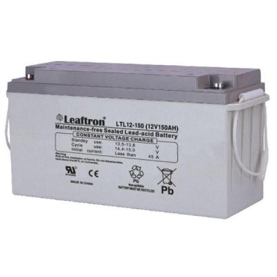 LTL12-150 Bezúdržbový 12V akumulátor pro evakuační rozhlas, kapacita 150Ah