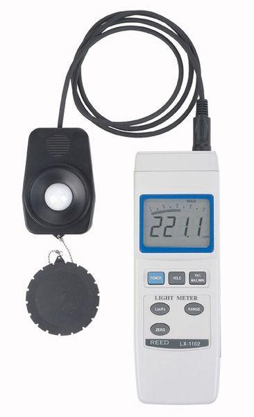LX-1102 Digitální luxmetr s ultracitlivým senzorem