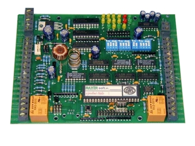 MAXIM-M Řídící jednotka přístupového systému pro 2 terminály