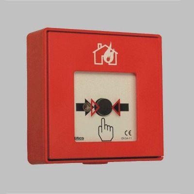 MHA-141 UKONČENÁ VÝROBA - Adresný tlačítkový hlásič