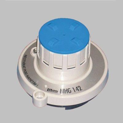 MHG-186-T Adresný/konvenční ionizační detektor do průmyslového prostředí