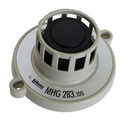 MHG-283.100-T Adresný optický detektor do průmyslového prostředí