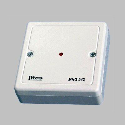 MHG-942-IN1 Adresný modul 1 vstupu s izolátorem