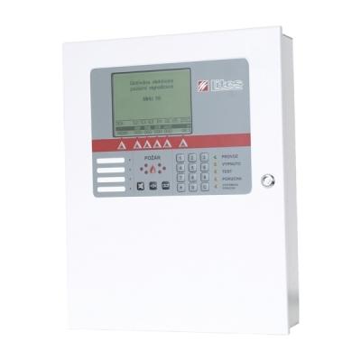 MHU-115 (K4) Modulární požární ústředna až 8 smyček / až 128 adres