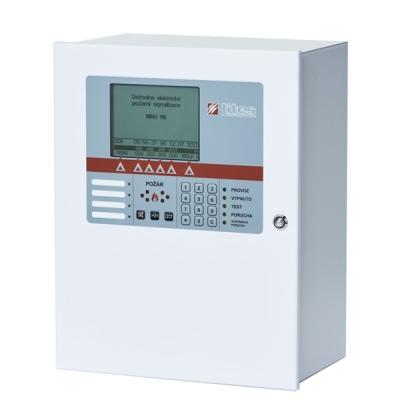 MHU-116 Modulární požární ústředna až 1536 adres / až 72 smyček