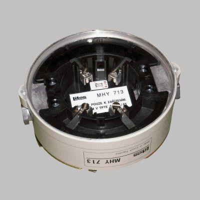 MHY-713-T Montážní patice konvenčních detektorů pro průmyslové prostředí