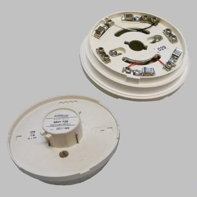 MHY-739 NÁHRADNÍ DÍL - Redukce pro montáž konvenčních detektorů na starší patice