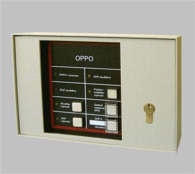 MHY-919-OPPO Sběrnicový obslužný panel požární ochrany - OPPO