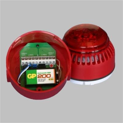 MHY-924 Adresný modul výstupu sirény a majáku