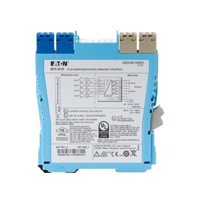 MTL5510 Jiskrově bezpečný oddělovač pro DI do Ex prostředí