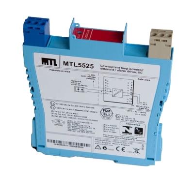 MTL5525 Jiskrově bezpečný oddělovač pro sirény do Ex prostředí