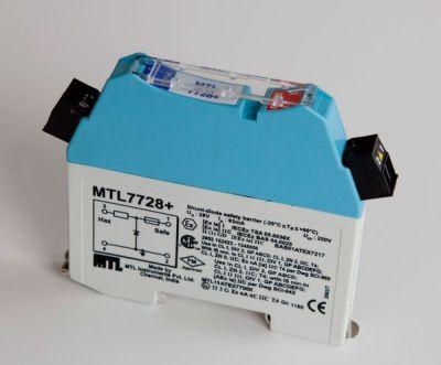 MTL7728P+ Ex bariéra pro sirény do Ex prostředí