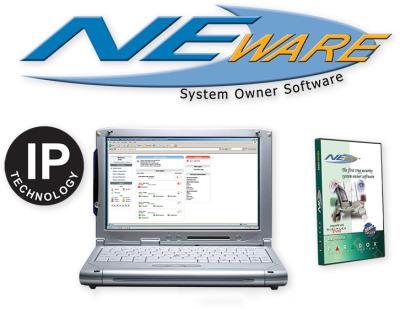 NEWARE-IP-DEMO Uživatelský program pro ústředny DIGIPLEX-EVO