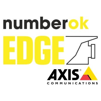 NOK-EDGE-AXIS Licence pro rozpoznávání RZ aut pro kamery Axis