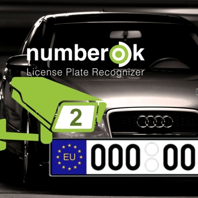 NOK-SMB-2-EU Licence SMB řešení SW pro rozpoznávání RZ na 2 kamerách (EU)
