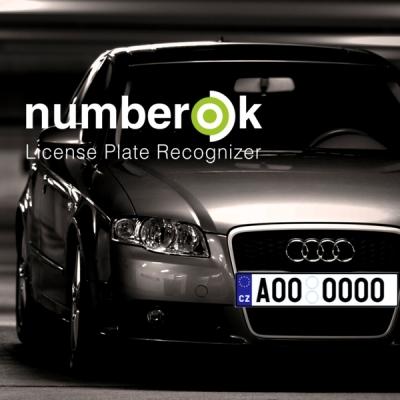NOK-SW Základní SW pro rozpoznávání registračních značek aut