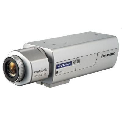NP-240-G IP kamera 0.3MPx box s volitelným objektivem (230V)