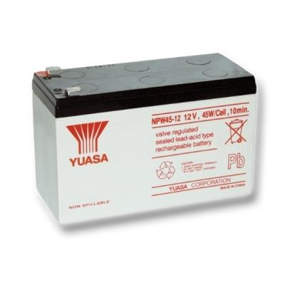 NPW-45-12 Bezúdržbový VRLA akumulátor 12V, kapacita 6.35Ah